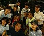'05/09/23秋分の合戦(incite&Miracles)あけぼの公園テニスコート